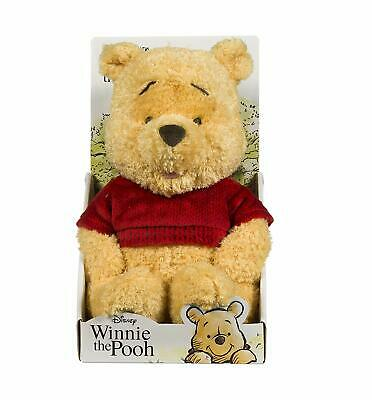 New 10  Disney Winnie The Pooh Boxed Plush Soft Toy • 12.99£