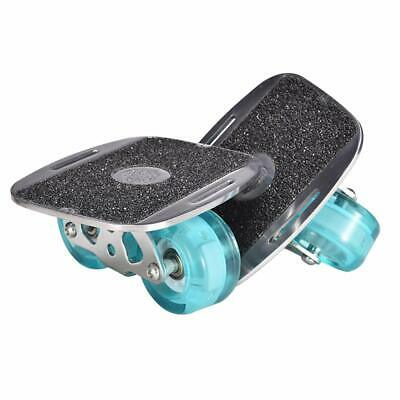 Set Of Drift Skates Wheel Look Inline Flashing Blue Led Wheels Rare Extreme Fun* • 15£