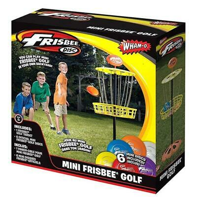 Wham-O Mini Frisbee Golf Set • 18.99£