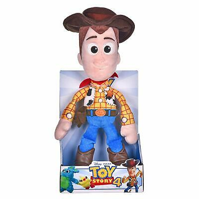 Official Brand New 10  Boxed Toy Story 4 Woody Soft Plush Toy • 12.99£