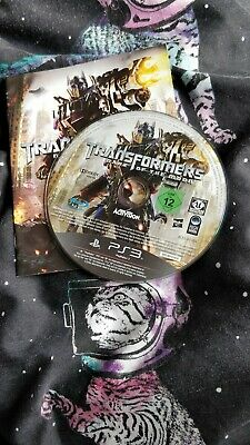 Transformers Dark Of The Moon - Playstation 3 NEW UNSEALED  • 21£