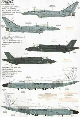 Xtradecal X72216 1/72 RAF 2014 Update Model Decals • 8.29£
