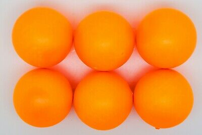Orange Lacquered Coches For Petanque/Boules Different Quantitys Available  • 28.49£