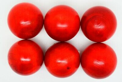 Red Lazure Coches For Petanque/Boules Different Quantitys Available  • 25.49£