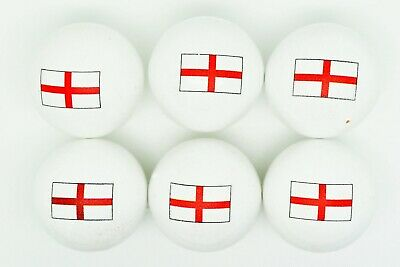 English Flag Coches For Petanque/Boules Different Quantity's Available  • 12.99£