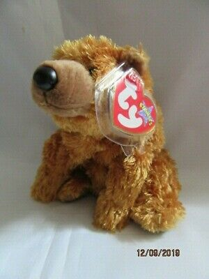 Ty Beanie Baby Sequoia - Brown Bear - Mint - Retired • 7.99£