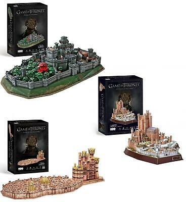 Game Of Thrones 3D Jigsaw Model Puzzles • 26.99£