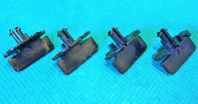 NEW Genuine Scalextric Start Push In Replacement Guide Blades X4 C8312 • 4.99£