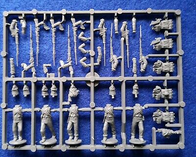 Perry Miniatures Napoleonic French Battalion Sprue 1807-14 NEW TO RANGE • 2£
