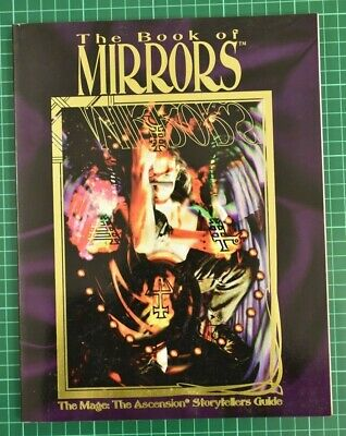 The Book Of Mirrors White Wolf WW4302 P • 24.99£
