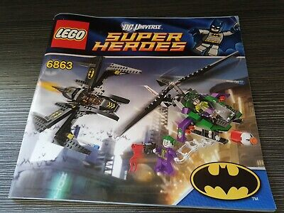 Lego Set 6863 Instructions  • 3£
