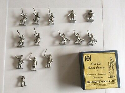 Hinchliffe Models,  14 Figures For Role Play • 15£
