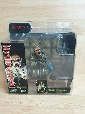 Iron Maiden Piece Of Mind Series 1 Figure New And Sealed 2005 Neca Reel Toys  • 79.99£
