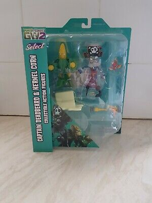 Diamond Select Figure New Plants Vs Zombies Garden Warfare 2 Captain... • 69.99£