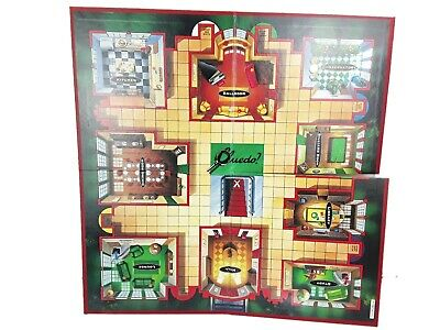 Cluedo Board Game - Waddingtons (1996)- Replacement Playing Board ONLY • 4.99£