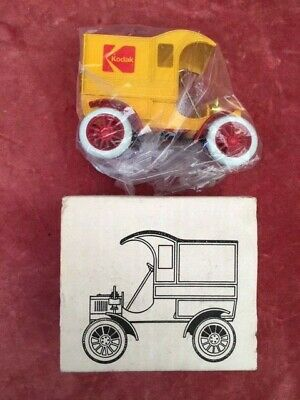 Boxed ERTL Model Car Of Bank Delivery Vehicle Dated 1905 • 19.99£