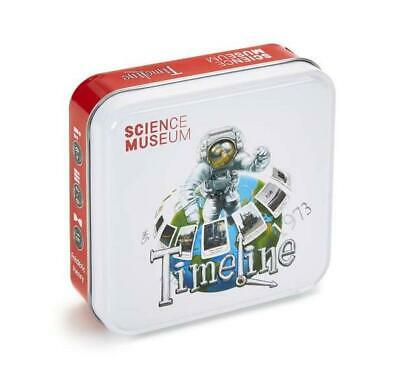 Timeline Science Museum Edition Card Game • 12.05£