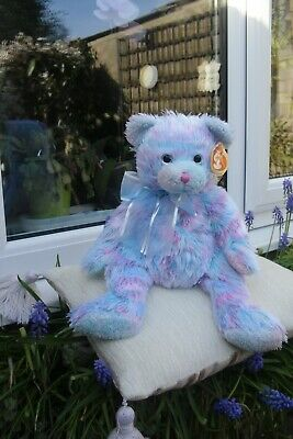 LOVELY TY CLASSIC   Bear     Fresco   Ultra Rare Immaculate.2004 • 18.99£