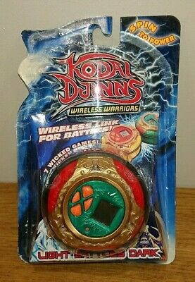 Kodai Djinns Yoyo 2006, EXTREMELY RARE, Wireless Battle, Spin To Power.  • 25£