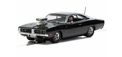 SCALEXTRIC C3936 Dodge Charger - Black • 49.99£