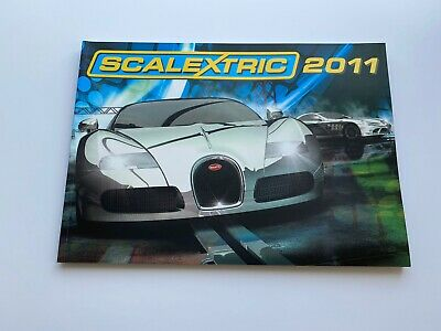 Scalextric Catalogue 2011 • 3.99£