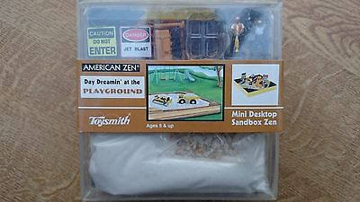 Mini Desktop Day Dreaming At The Playground Executive Toy NEW • 5£