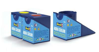 Revell Aqua Colour Acrylic Paint 18ml - ONE POSTAGE, UNLIMITED AMOUNT! • 3.20£