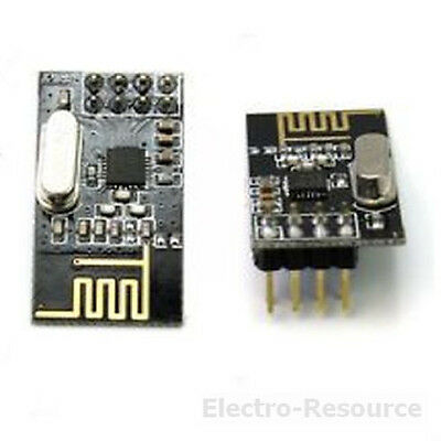 (2pcs) Nrf24l01 Wireless Module 2.4 GHz Wireless Communication Modul . UK Stock. • 2.99£
