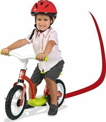 Smoby Childrens Unisex Mixte Balance Bike Kids Learner Bicycle *fast Delivery!* • 49.95£