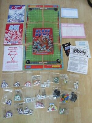Blood Bowl. First Edition Games Workshop. Complete. Warhammer Fantasy Football  • 39.95£