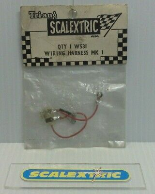 Scalextric Tri-ang Vintage 1960's WIRING HARNESS MK 1 For LOOP BRAID CARS W531 • 16.99£