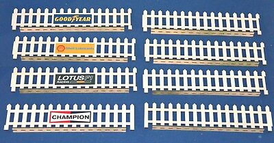 1:32 Scale Vintage Fence Panels Kit - For Scalextric/Other Static Layouts • 16£