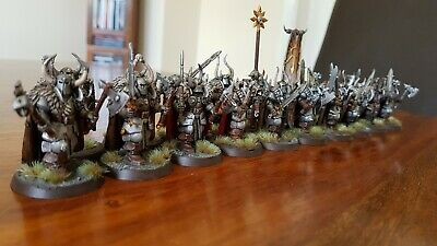Warhammer - Chaos Warriors X20 Well Painted • 120£