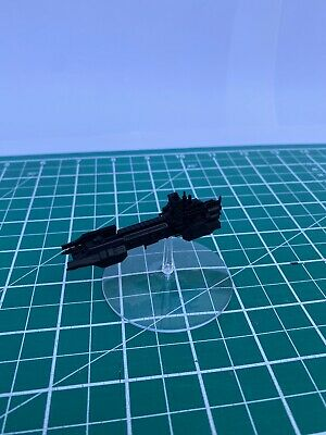 Battlefleet Gothic Grey Knight Strike Cruiser • 40£