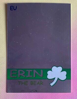 Ty Beanie Trading Cards Mint Erin Green 035/360 • 19.99£