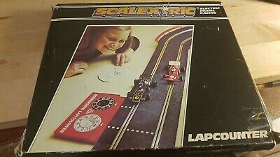 Vintage Scalextric Lap Counter C277 Boxed • 1.99£