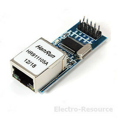 ENC28J60 Arduino Compatible Ethernet LAN Network Module  . UK Stock. • 5.19£