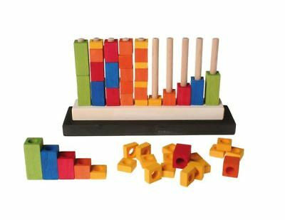 Grimm's Game And Wood Design 42110 -zählstäbchen Pegging Game • 33.44£
