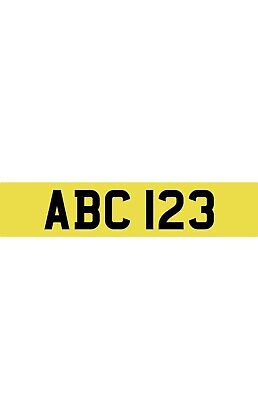 1/10 TH SCALE CUSTOM NUMBER PLATES FOR  DIORAMA OR Drift MODEL • 4.25£