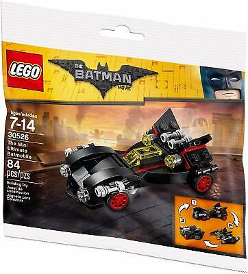 Lego Batman Movie The Mini Ultimate Batmobile 30526 New & Sealed • 6.99£