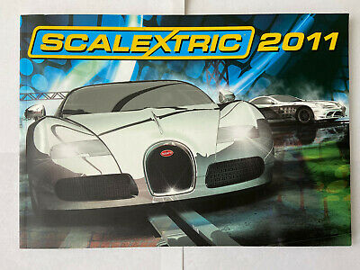 Scalextric 2011 Catalogue - Edition 52 Excellent Condition • 3.99£