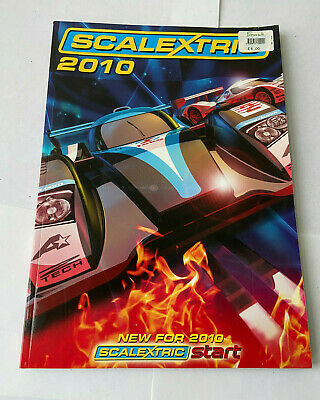Scalextric 2010 Catelogue Edition 51 Excellent Condition  • 3.99£