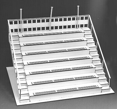 1:32 Scale Spectator Stand Kit (option 2) - For Scalextric/Other Static Layouts • 27.50£