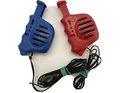 Scalextric - Red & Blue - MM/A256 Hand Controller Throttle X2 • 8.99£