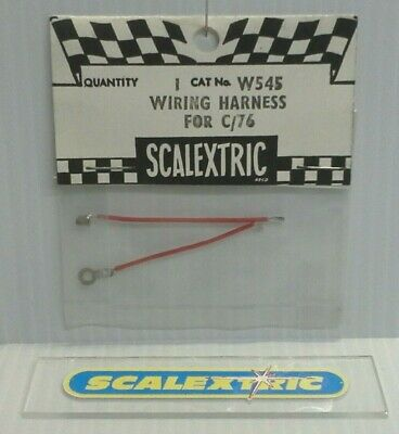 Scalextric Tri-ang Vintage 1960's WIRING HARNESS For C76 MINI COOPER (MINT) W545 • 12.99£