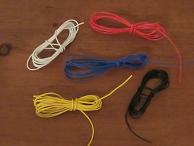 Scalextric And Other Electrical Models  Wiring • 4£