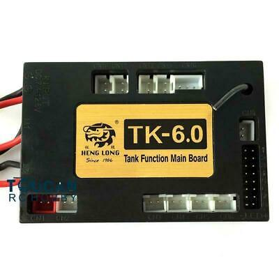 UK Stock 6.0 2.4G RC Main Board HengLong Latest Multifunction Unit Receiver Part • 33.98£