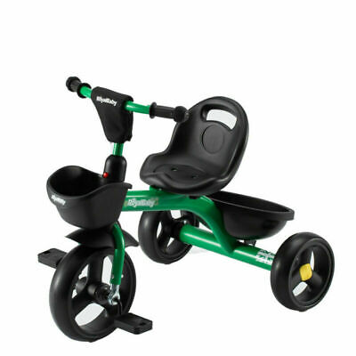 3 Wheel Pedal Kids Trike For Children And Toddlers, Boys Girls Child Ride On Toy • 29.99£