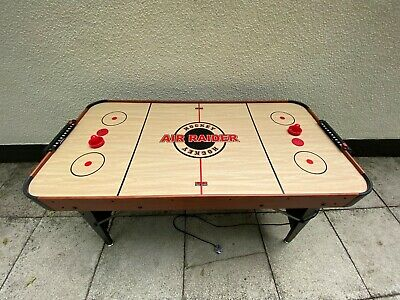 Air Raider Air Hockey Games Table Good Nick Collection Only Cash Only • 54.99£