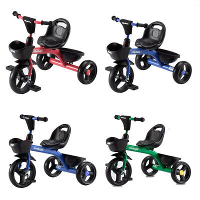 Baby Kid Children Todller Tricycle Ride On Trike 3 Wheel Scooter Stroller Toy • 28.90£